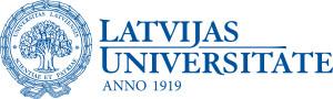 Latvijas Universitâtes logotips.
