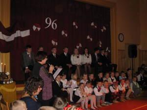 Latvijai 96